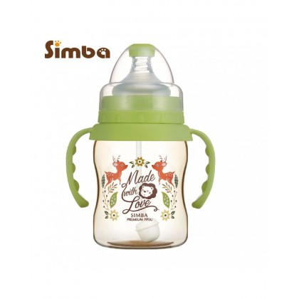 Simba Dorothy Wonderland PPSU Feeding Bottle with handle 200ml