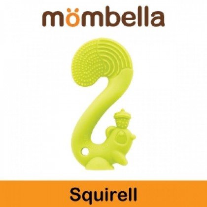 MOMBELLA Teether Toys Squirrel