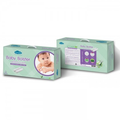 COMFYBABY PUROTEX BABY BOLSTER (TWIN PACK)