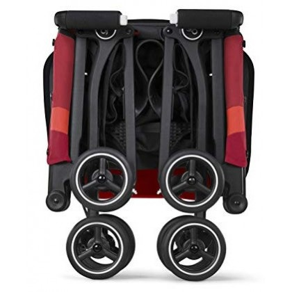 GB POCKIT+ ALL-TERRAIN STROLLER - ROSE RED