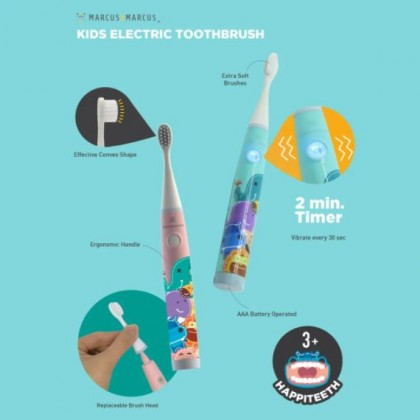 Marcus & Marcus Kids Sonic Electric Toothbrush