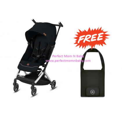 GB POCKIT PLUS ALL-CITY - VELVET BLACK (FREE TRAVEL BAG)