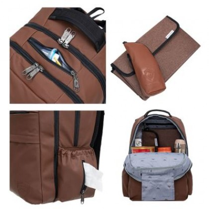 Princeton Urban Reborn Series Diaper Bag
