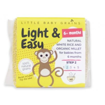 Little Baby Grains Baby Rice 【PREMIUM】 ( From 6 / 9 / 12 / 15 Months )