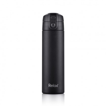 RELAX 450ML 18.8 STAINLESS STEEL THERMAL FLASK