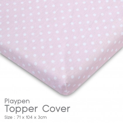 Comfy Living Playpen Topper Cover