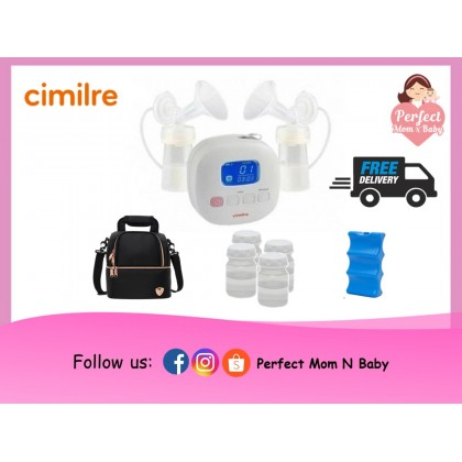 Cimilre F1 Rechargeble Double BreastPump / Package