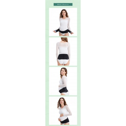 Shapee Maternity Belly Support Wrap Plus+