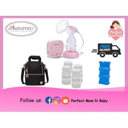 Autumnz - SWIFT Single Electric Breastpump / Package