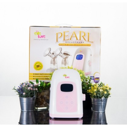 Eve Love Pearl Double Electric Breastpump