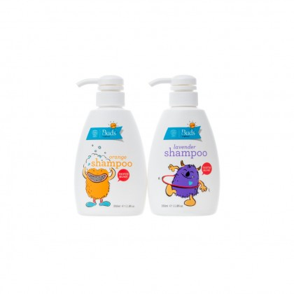 Buds For Kids - Kids Shampoo 350ml