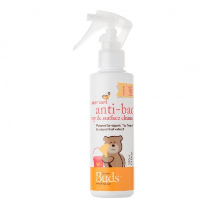 BUDS Household Eco - Baby Safe Anti-bac Toy & Surface Cleaner 150ml