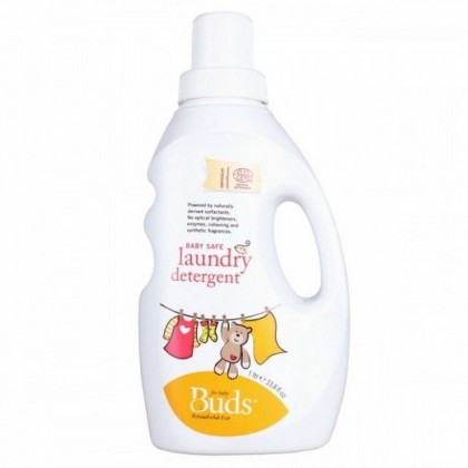 BUDS Household Eco - Baby Safe Laundry Detergent 1000ml