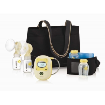 Medela Freestyle Double Electric Breast Pump (FREE PRINCETON MILANO JUNIOR)