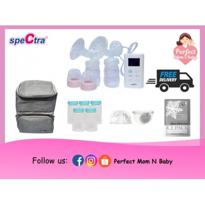 Spectra S9+ Double Electric Breastpump / Package