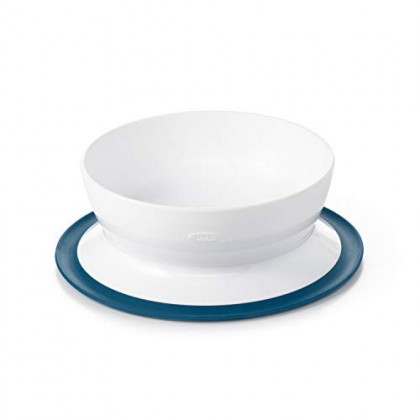OXO Tot Stick & Stay Suction Divided Plate /  Bowl /  Plate