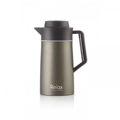 RELAX 18.8 STAINLESS STEEL THERMAL CARAFE (Assorted color)
