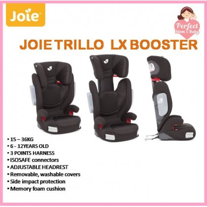 Joie Trillo LX Ember