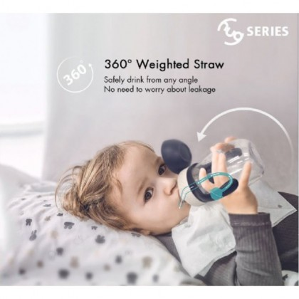 MOTHER K Hug Weighted Straw Cup 210ml / 300ml