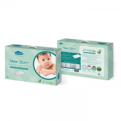 COMFY BABY PUROTEX NEW BORN PILLOW / COVER
