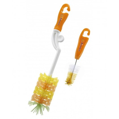 Simba Rotary silicone bottle brush
