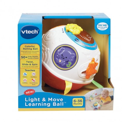 VTECH Crawl & Learn Bright Lights Ball for 6-36 months
