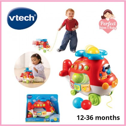 VTECH Explore & Learn Helicopter for 12-36 months