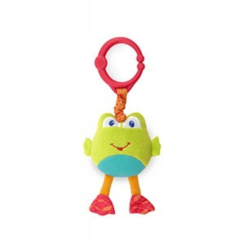 Bright starts take 39 n shake pull toy frog for A bathroom item that starts with n